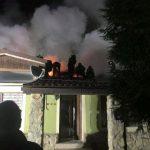 Un nou incendiu în Cartierul Verde. Ce au descoperit pompierii