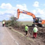 Au început lucrările pe drumul Pâncota – Buteni cu o întârziere de 1.023 de zile