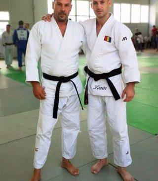 Aur și bronz pentru polițiștii arădeni, la CN de Judo organizat de MAI