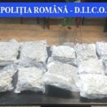 Un bărbat a încercat să introducă în ţară 8 kilograme de cannabis, prin PTF Turnu