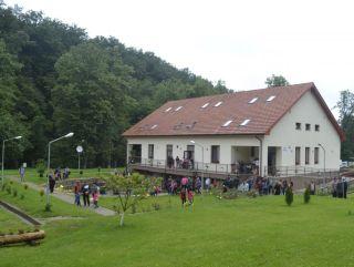 Teren de sport și terasă acoperită, la Căsoaia. Investiția, din fonduri europene