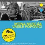 One World Romania. Mona Muscă, Vasile Popovici, Adriana Babeți și Ivana Mladenovic, la Arad