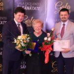 Gala Excelenței în Sănătate, ediția 2019. Cine a primit distincții