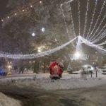 Cum va fi iluminat Aradul în perioada sărbătorilor de iarnă