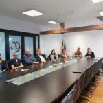Judecători din patru țări europene, în schimb de experiență la Tribunalul Arad