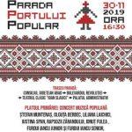 Parada Portului Popular, de Ziua Națională a României, la Arad