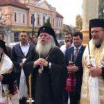 A fost sfințită pictura refăcută a Bisericii Ortodoxe din Ineu