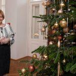 Custodele Coroanei a prezentat bradul regal de la Săvârşin şi a dezvăluit meniul de Crăciun