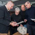 Specialiști din țară și străinătate au analizat piesele arheologice descoperite în Cetatea Ineului