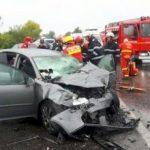 Bilanț de Crăciun: 44 de accidente, 19 persoane decedate şi 33 grav rănite