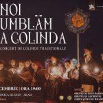 Concert de colinde vechi la Filarmonica de Stat Arad