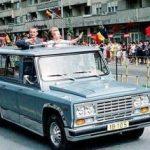 Automobil ARO care i-a aparţinut lui Ceauşescu, vândut la licitație