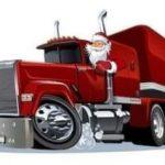 """Restricții de trafic în centrul Aradului. Copiii sunt invitați în """"Camionul lui Moș Crăciun"""""""