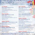 Caravana Tradiţiilor de Iarnă la Arad, ediția a XIII – a. PROGRAM
