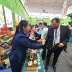 Produse tradiționale din Arad, promovate la Târgul de Agricultură de la Haikou – China