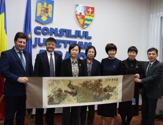 S-a inaugurat Centrul Romania – China de Medicină Tradițională Chineză
