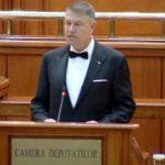 """Iohannis, la depunerea jurământului: """"Voi fi preşedintele tuturor românilor"""""""