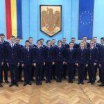 21 de absolvenți ai școlilor de poliție, încadrați la IPJ Arad