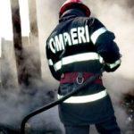 Patru incendii în 24 ore pentru subunitățile de intervenție ale ISU Arad