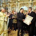 """""""Arădeni cu care ne mândrim"""". Vasile Rus, distins pentru păstrarea tradițiilor"""