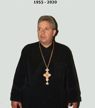 A fost înmormântat preotul Crăciun-Dorel Moț, din Gurahonț