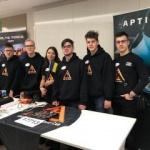 """Echipa """"Delta Force"""" din Arad, la Campionatul de Robotică din Rusia"""
