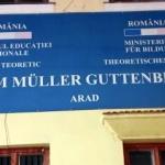 """Firma care a efectuat dezinsecţia la Liceul """"Adam Muller Guttenbrunn"""", amendată"""