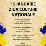 """Ziua Culturii Naționale la Biblioteca Județeană """"Alexandru D. Xenopol"""""""