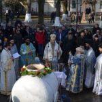 Slujire arhierească în Ajunul Bobotezei, la Mănăstirea Hodoș – Bodrog