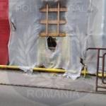 Proprietarul unei clădiri degradate din Arad, amendat de șase ori