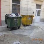 Patron amendat pentru că nu a colectat corespunzător deșeurile menajere