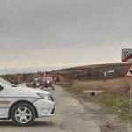 UPDATE Accident între Galșa și Mâsca. O femeie și un copil, răniți