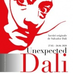 Expoziția Unexpected Dali, la Muzeul de Artă Arad