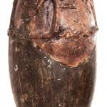 Exponatul lunii februarie, la Muzeu. Vas de lut descoperit la Zăbrani