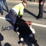 O tânără a murit, iar o femeie a fost rănită, după ce au fost lovite de o mașină pe trecerea de pietoni