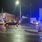 Arădeancă lovită de o mașină în timp ce traversa o trecere de pietoni