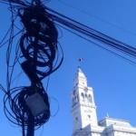 Primăria Arad începe demersurile pentru introducerea cablurilor de telecomunicații în subteran