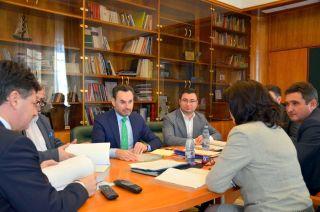 """Gheorghe Falcă: """"Vor fi suplimentate fondurile pentru proiectul Palatul Copiilor"""""""