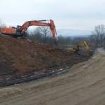 Se modernizează drumul Șepreuș – Cermei