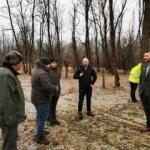 """Secretarul de stat Iulian Stana a verificat exploatările forestiere din cadrul Ocolului Silvic """"Iuliu Moldovan"""""""