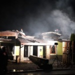 Un nou incendiu în Cartierul Verde. Mai multe apartamente au fost afectate
