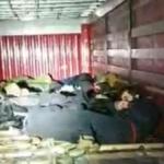 21 de migranți din Irak, Egipt și Siria, găsiți ascunşi într-un camion la PTF Nădlac II