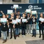 O echipă de robotică de la Liceul de Informatică din Arad, pe podium la un concurs regional
