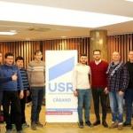 USR are șase filiale noi în județul Arad