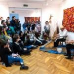 Expoziție etnografică și ateliere de împletit nuiele, la Complexul Muzeal Arad