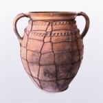 Exponatul lunii martie, la Muzeu. Vas de ceramică produs de olarii de la Birchiș