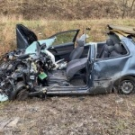Accident pe DN 79, în zona Domeniului Lupaș. O femeie a fost rănită grav