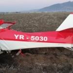 UPDATE Avion de mici dimensiuni, prăbușit în zona Șiria. Doi oameni au murit