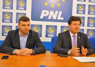 BPN al PNL a validat: Bîlcea candidat la Primărie, Cionca la Consiliul Județean