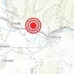 Cutremur cu magnitudinea 2,0 în județul Arad